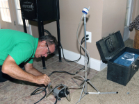 Mold Inspection and Testing Columbia MD