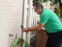 Exterior Home Inspection Columbia MD