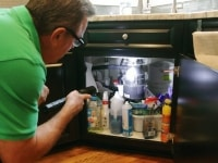 Garbage Disposal Inspection Columbia MD