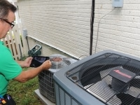 AC and Heat Pump Inspection Columbia MD